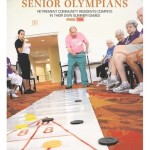 Senior Olympians: Retirement community residents compete in their own Summer Games